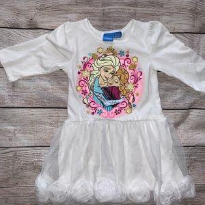 Disney's Frozen themed - 4T -  dress